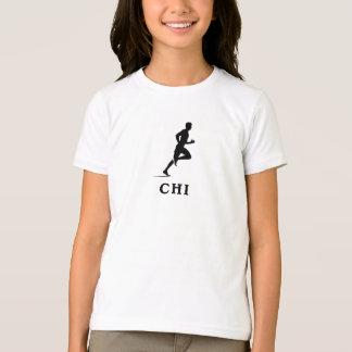 Tshirts QUI Running de Chicago Illinois