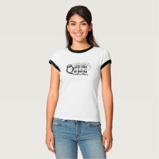 Tshirts Rainha de NY do Queens