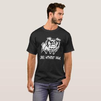 Tshirts Rebelde sem patas