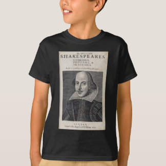 Tshirts Retrato de William Shakespeare