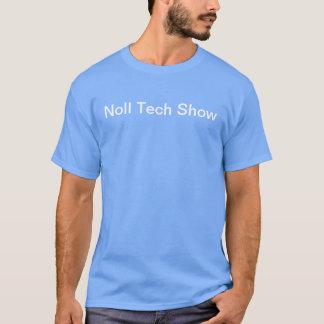 Tshirts S-camisas da mostra da tecnologia de Noll