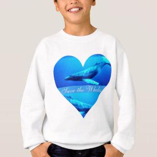 Tshirts Salvar as baleias