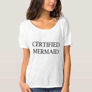 Tshirts Sereia certificada