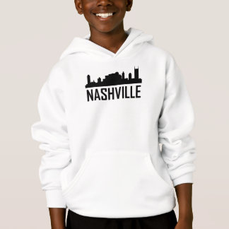 Tshirts Skyline da cidade de Nashville Tennessee
