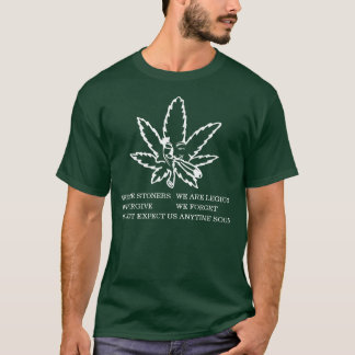 Tshirts stoners shirt