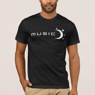 Tshirts T da música das vozes profundas