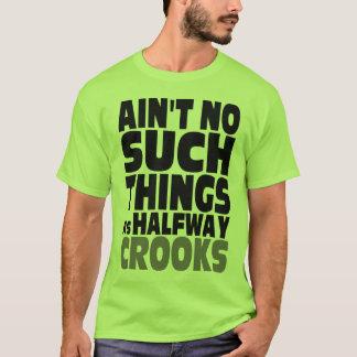 Tshirts Trapaceiros incompletos