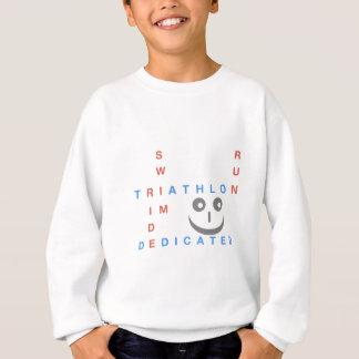 Tshirts Triathlon eu sou dedicado