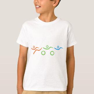 Tshirts Um grande presente do Triathlon para sua amigo ou