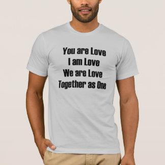 Tshirts Você é amor