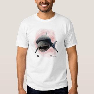 Tubarão de Megalodon Camiseta