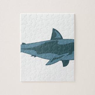 Tubarão Quebra-cabeça