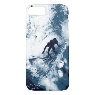 Tubo de Trybe do embarque, surfista havaiano Capa iPhone 8/7