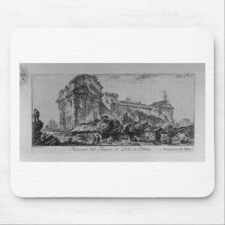 """Túmulo da família de """"Scipios por Giovanni Battist Mousepad"""