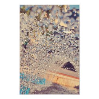 Túnel de água foto arte