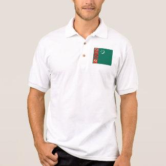 turkmenistan t-shirt polo