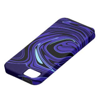 Turnado azul iPhone 5 capa