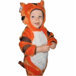 Tyler o tigre escultura foto