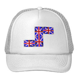 U.K. Dominó Boné
