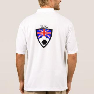 U K Futebol Camiseta