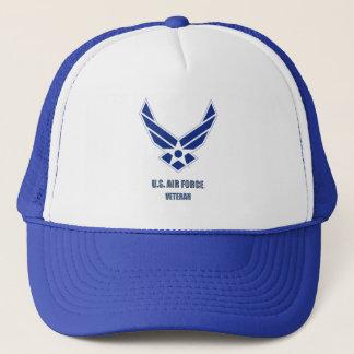U.S. Chapéu do veterano da força aérea Boné