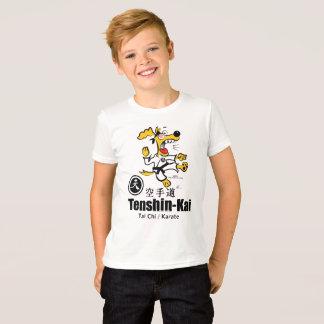 Ugmo o t-shirt do cão do karaté (miúdo)