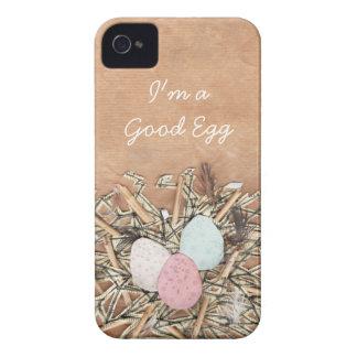 Um bom ovo capinhas iPhone 4