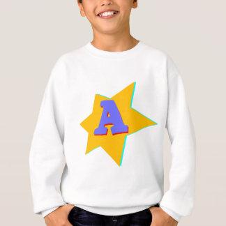 Um caráter t-shirt