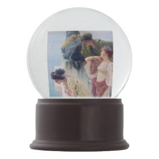 Um Coign de vantajoso por Lawrence Alma-Tadema
