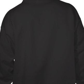 Um comitê da camisola encapuçado das moleton com capuz