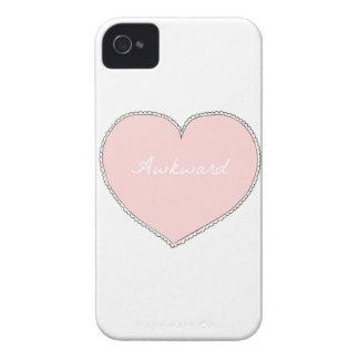 Um coração inábil capas para iPhone 4 Case-Mate