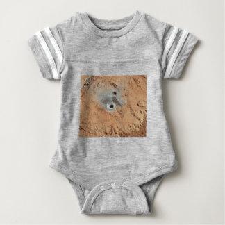 Um crânio em Marte? Body Para Bebê