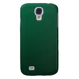 (Um design verde escuro com se desvanece) ~ Capa Samsung Galaxy S4