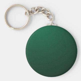 (Um design verde escuro com se desvanece) ~ Chaveiro