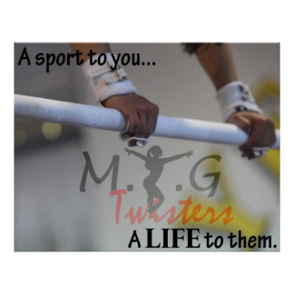 Um esporte a você poster pôster