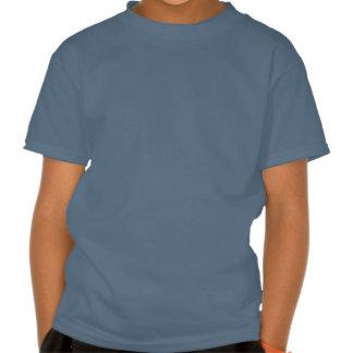 Um menino e seu polvo t-shirts