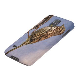 Um pássaro pequeno de Brown Capa Para Galaxy S5