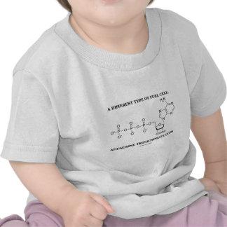 Um tipo diferente da célula combustível ATP T-shirts