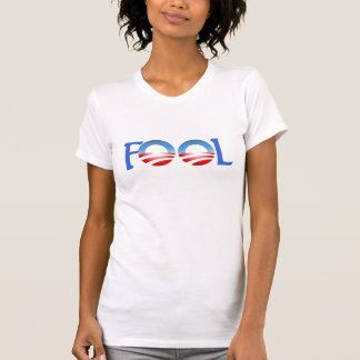 Um tolo de Obama Camiseta