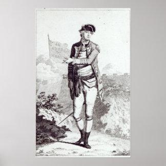 Uma apelação a Heaven', um retrato do general Lee Poster