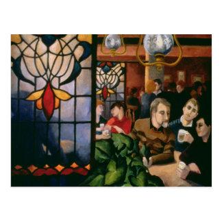 Uma boa noite para fora 1996 cartão postal
