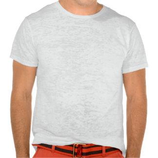 Uma camisa sonolento da luz tomada partido tshirt