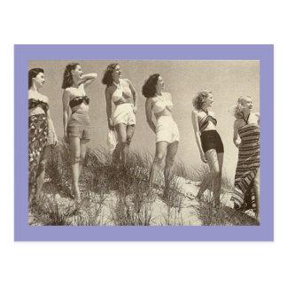 Uma linha de belezas cartoes postais