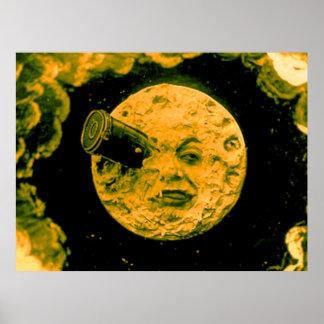 Uma viagem à lua poster