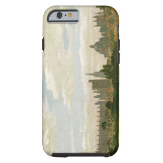 Uma vista de Oxford (óleo no millboard) Capa Tough Para iPhone 6