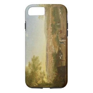 Uma vista panorâmica de Florença de Bellosguardo, Capa iPhone 8/7