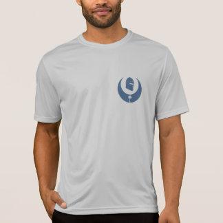 Umidade do PK que wicking T-shirts