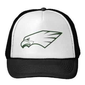 Un verde de Eagles da associação atlética verde Boné