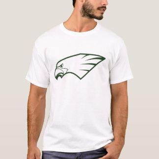 Un verde de Eagles da associação atlética verde Tshirt