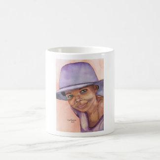 Under my hat caneca